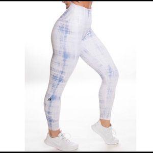 PTULA Alainah II Allure leggings - Strokes of Blue